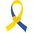 Down syndrome awareness ribbon