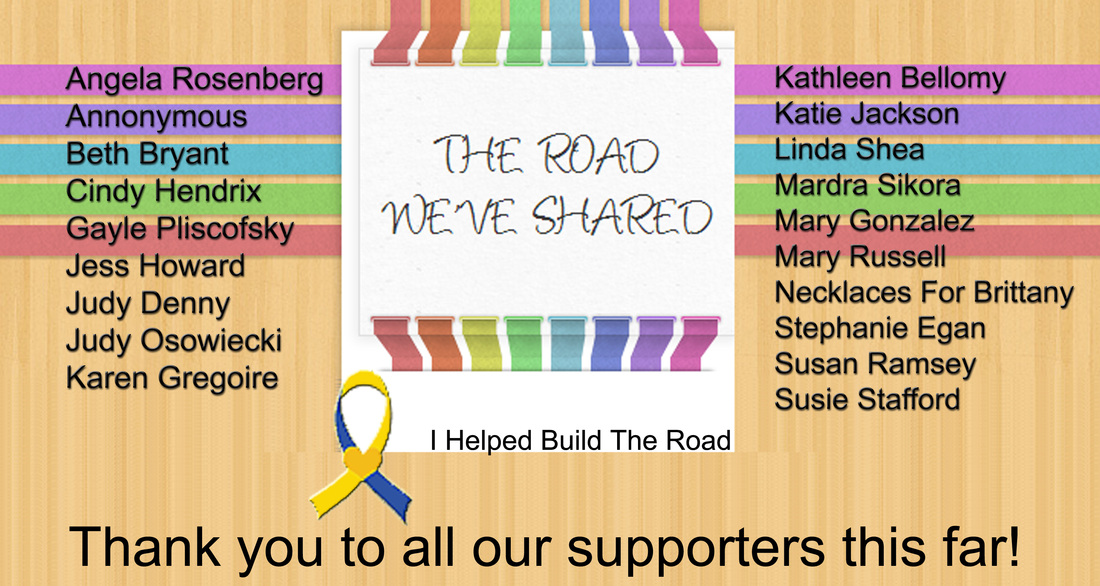 The Road We've Shared contributors