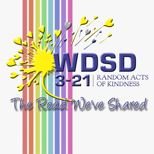 World Down Syndrome Day 2015 on The Road We've Shared
