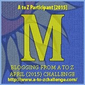 A to Z Blogging Challenge on The Road We've Shared