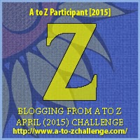 Z for Alzheimer's Disease on The Road We've Shared