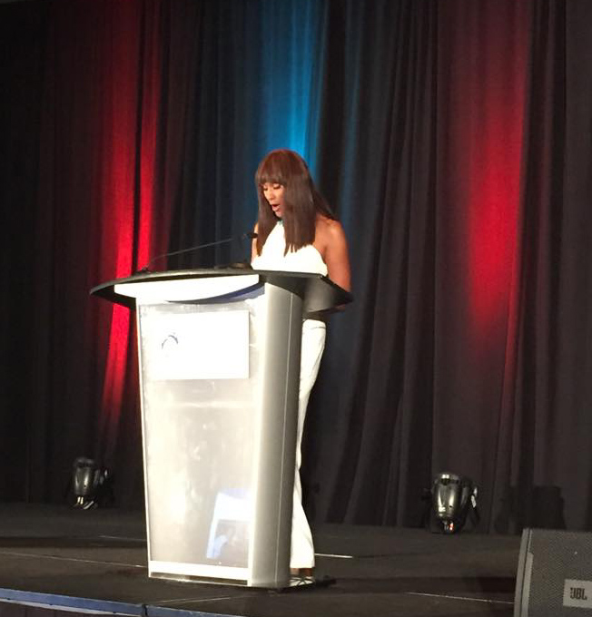 Beverly Johnson at NDSC15