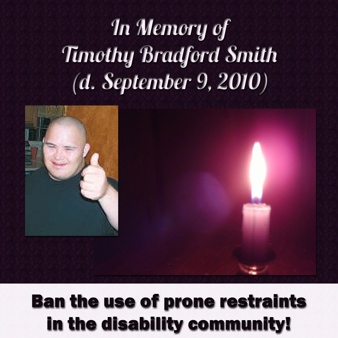 In memory of Timothy Bradford Smith
