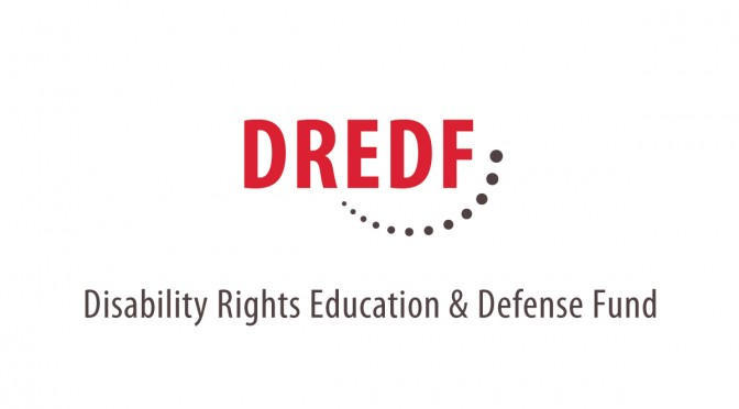 Disability Rights Education & Defense Fund