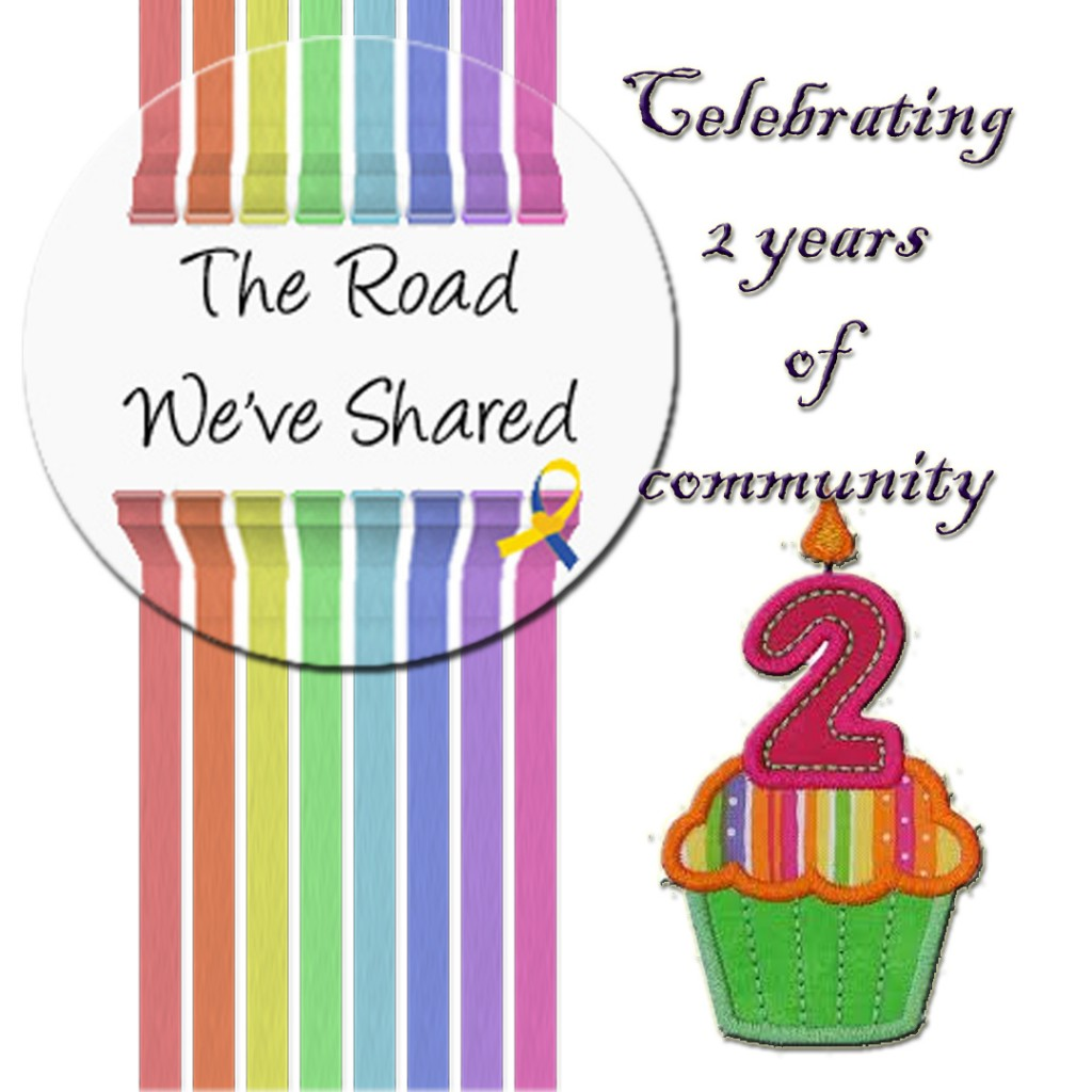 Celebrating 2 years of community
