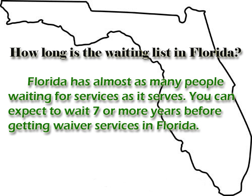 Florida wait lists