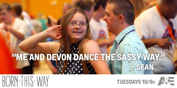 Sean and Devon Dance The Sassy Way
