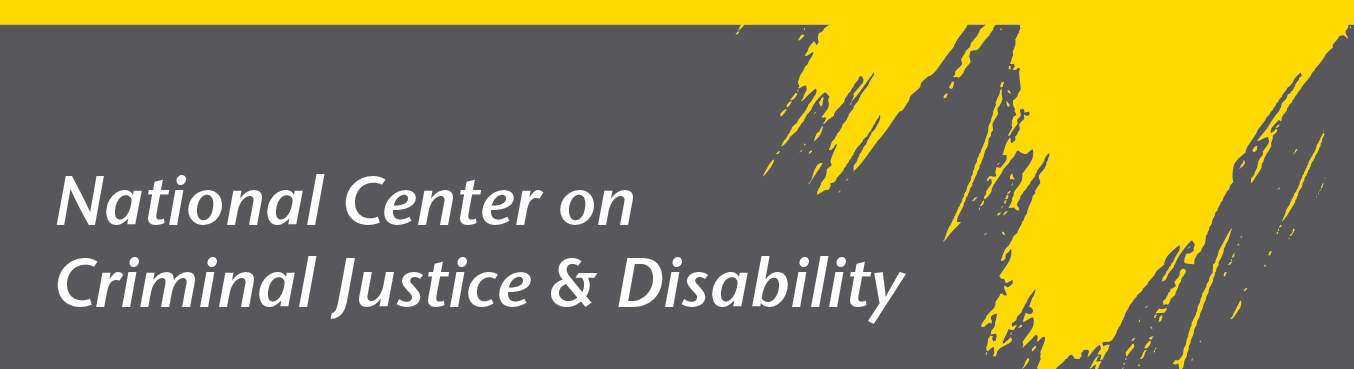 NCCJD – Advocating For Justice in the Intellectual Disability Community