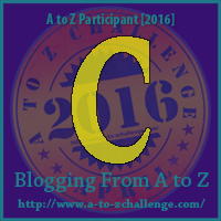 C on Blogging A to Z