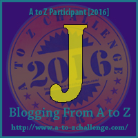 J is for John Tucker #BornThisWay – A to Z Blogging Challenge