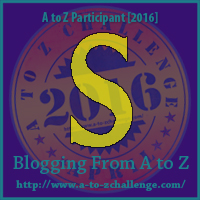 S on Blogging from A to Z