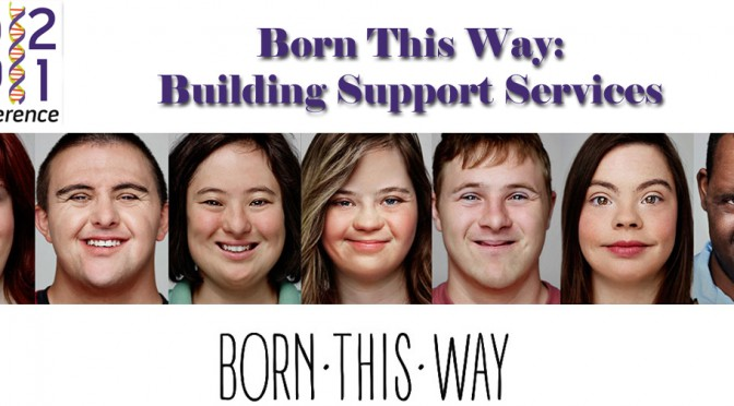 #BornThisWay at the 321 eConference