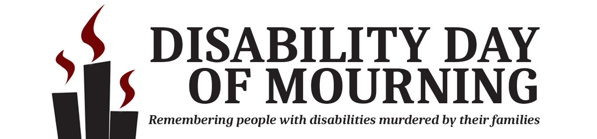 Disability Day of Mourning
