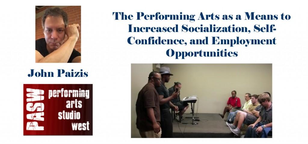 John Paizis, Founder/Director of Performing Arts Studio West