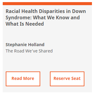 Racial Health Disparities at the 321 eConference