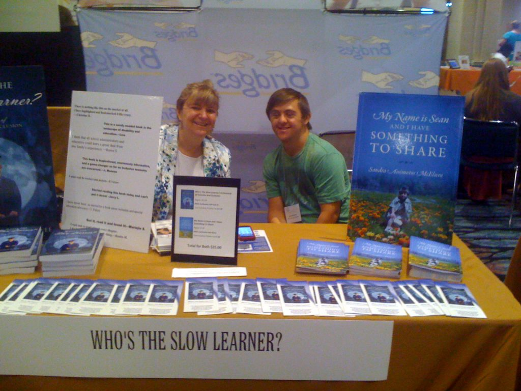 Sandra & Sean McElwee at NDSC conference 2014