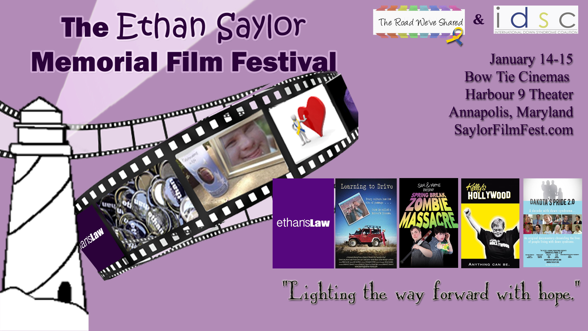 Announcing! The Ethan Saylor Memorial Film Festival