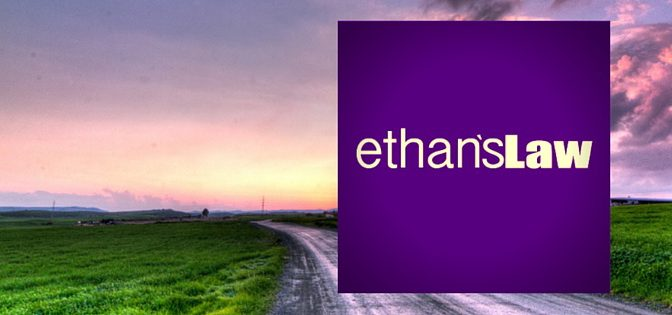 Ethan's Law Saturday – Interview with Edward Rhodes