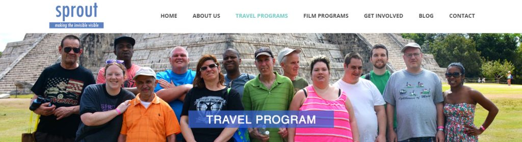 Sprout Travel Program
