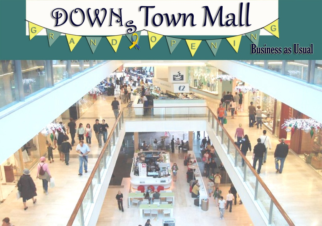DOWNs Town Mall Grand Opening