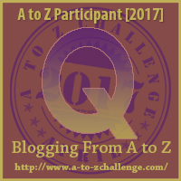 The Quest for Independence on the #AtoZChallenge at The Road We've Shared