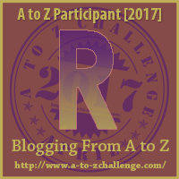 Rock Star Shades on the A to Z Blogging Challenge at The Road We've Shared