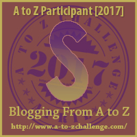 S is for Storyteller Marcus Sikora on the A to Z Blogging Challenge on The Road We've Shared