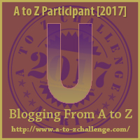The UNSINKABLE Karrie Brown on the A to Z Blogging Challenge at The Road We've Shared