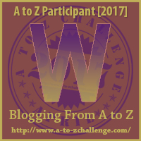 The Workshop Debate on the A to Z Challenge at The Road We've Shared