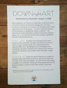 DOWNRightART Statement