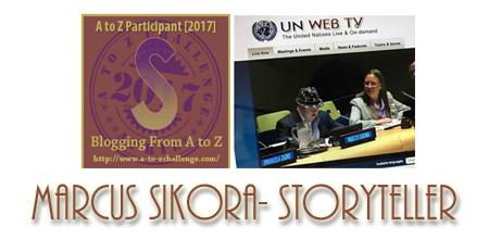 Marcus Sikora -Storyteller
