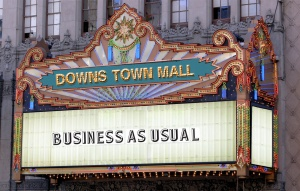 DOWNs Town Mall Theater