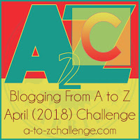 A to Z Blogging Challenge - C