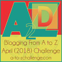 A to Z Blogging Challenge - D