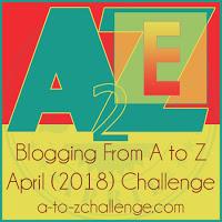 A to Z Blogging Challenge - E