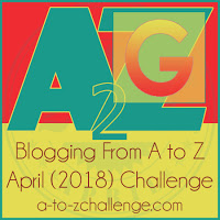 A to Z Blogging Challenge - G