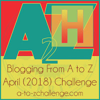 A to Z Blogging Challenge - H