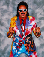 Jimmy Hart on The Road Scholars for The A to Z Blogging Challenge