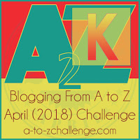 "K is for Kitchen Tools: ""The Road"" Scholars April A to Z Blogging Challenge"