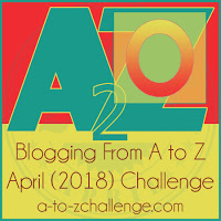 A to Z Blogging Challenge - O
