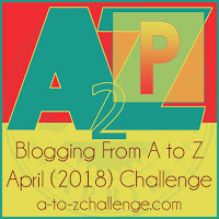 "P is for Pumpkin: ""The Road"" Scholars April A to Z Blogging Challenge"