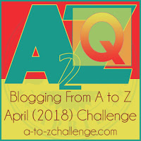 A to Z Blogging Challenge - Q