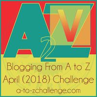 A to Z Blogging Challenge - V