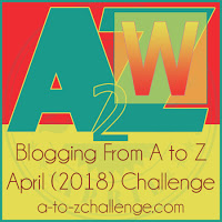 A to Z Blogging Challenge - W