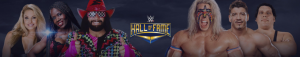 WWE Hall of Fame on The Road Scholars for the A to Z Blogging Challenge