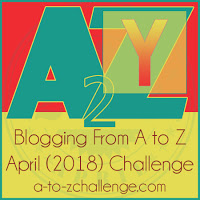 A to Z Blogging Challenge - Y