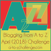 A to Z Blogging Challenge - Z