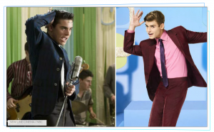 Zac Efron in Hairspray on The Road Scholars for the A to Z Blogging Challenge