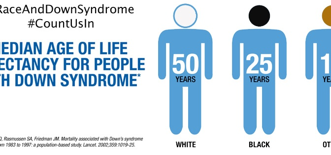 THE TRUTH ABOUT DOWN SYNDROME AWARENESS MONTH AND RACIAL HEALTH DISPARITIES