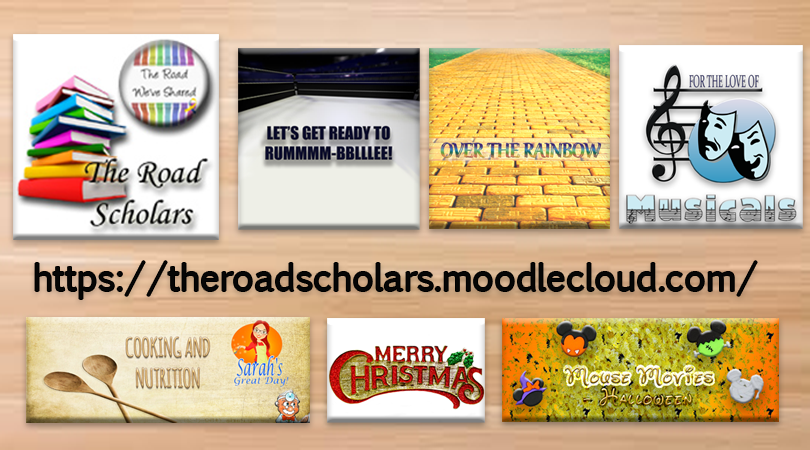 The Road Scholars courses